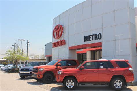 Metro Toyota Brookpark Toyota Metro Toyota 15 Photos 19 Reviews Dealerships