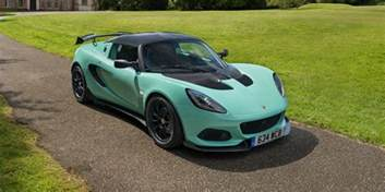 Lotus Elise Value Lotus Elise Cup 250 Featherweight Sports Car Gets Track