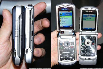 Hp Motorola V3x motorola v3x spesifikasi
