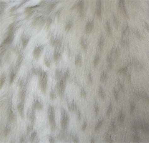 Fur Upholstery Fabric by Shannon Fabrics Snow Leopard Fur Interiordecorating