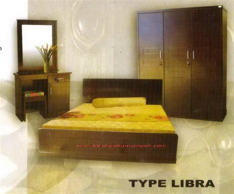 Ranjang Multiplek kamar set murah paket kamar tidur bed room set murah