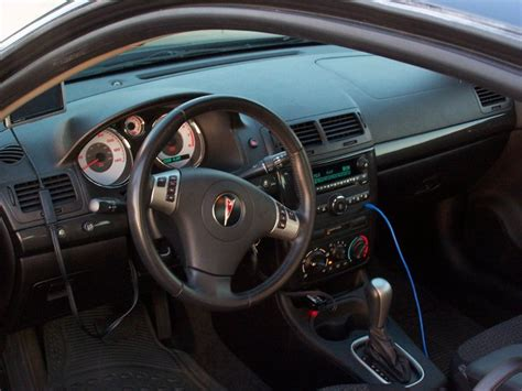 Pontiac G5 Interior by 2009 Pontiac G5 Pictures Cargurus