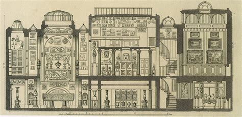Crystal House Floor Plans by Architecture From Enlightenment On Art And Art History