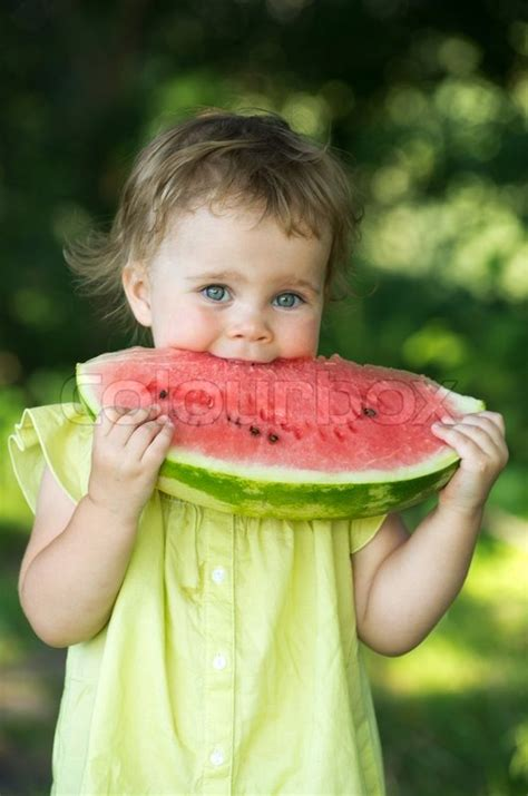 Moorlife Baby Meal Box Sale baby watermelon stock photo colourbox