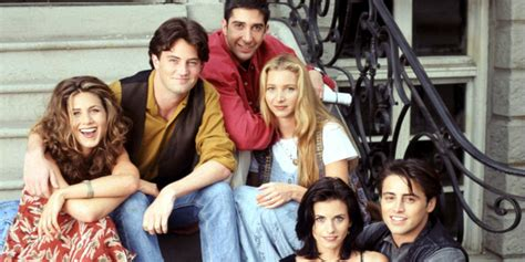 Friends Tv Show Wardrobe by Friends Turns 20 Fashion Lessons We Learned From All 10