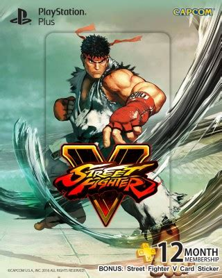 Bd Ps4 Fighter5 Spesial Shoryuken Edition fighter v gets asia exclusive limited edition gameaxis