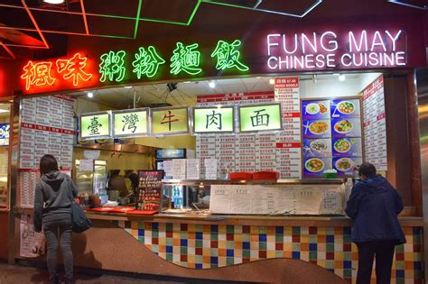 food court stall design vancity noms fung may cuisine 2nd visit