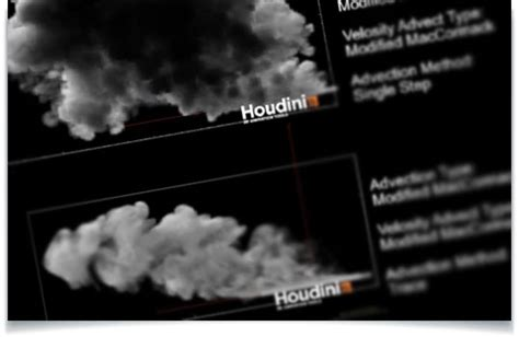 tutorial houdini fx houdini pyro settings comparison