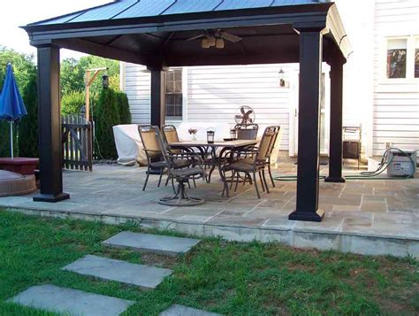 backyard with gazebo gazebos for sale gazebo one
