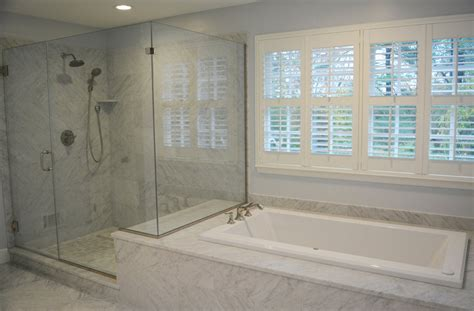 cleaning marble floors in bathroom a e bathroom remodel shower installation princeton