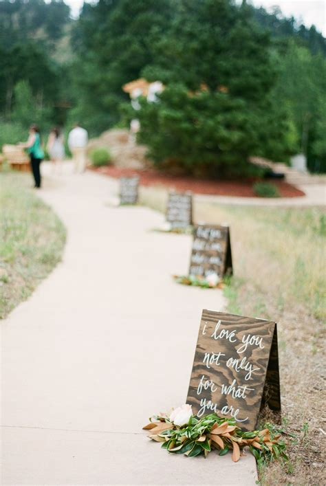 Walkway Decorations by 20 Gorgeous Walkway Ideas Leading Guests To Your Wedding