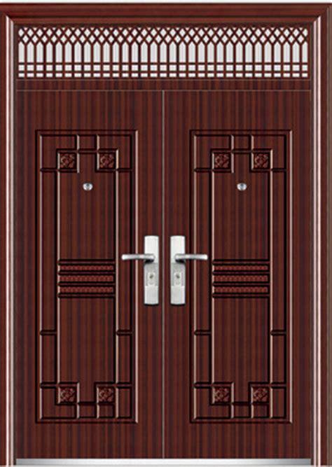 Safety Door Price List by Puerta De Acero De La Doble Hoja Yf Dk10 Puerta De