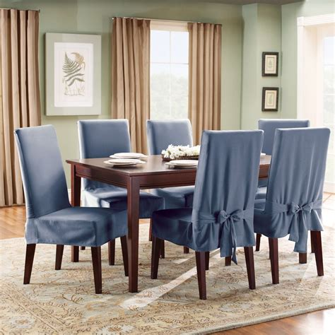 How To Cover A Dining Room Chair Dining Room Chair Covers Pattern Alliancemv