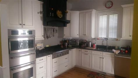 kitchen cabinets tallahassee white kitchen cabinets in a modern tallahassee farmhouse