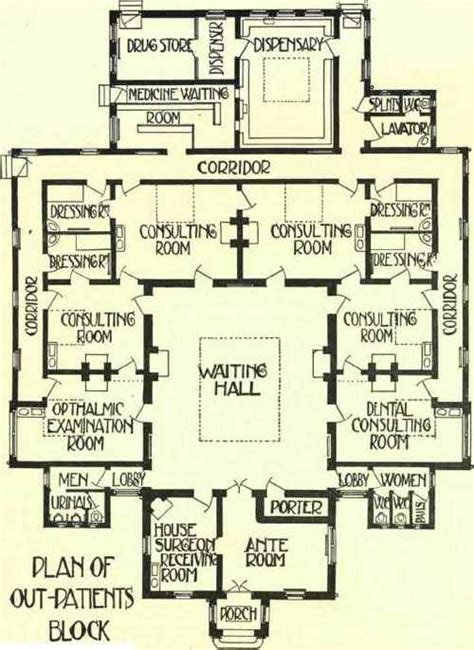 best operating room floor plan contemporary flooring chapter vi hospitals on open sites
