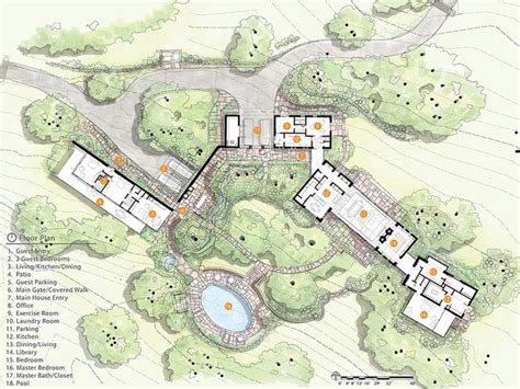 compound floor plans 87 best family compound multigenerational co housing