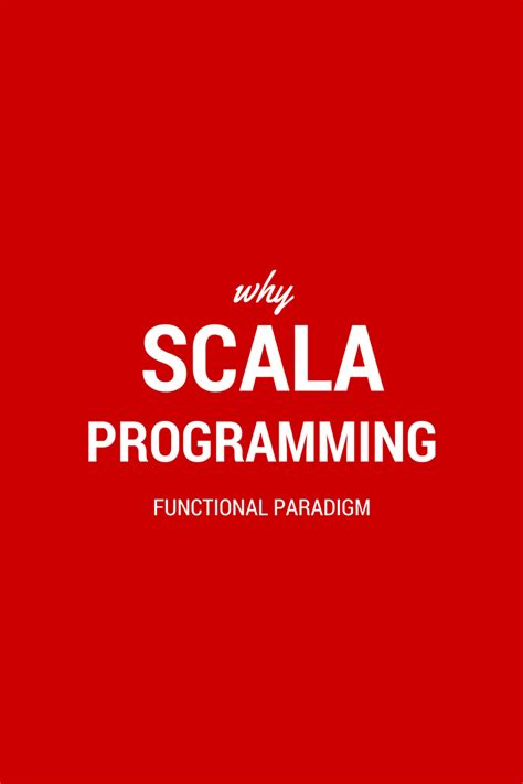 functional programming simplified scala edition books what is scala why its popular programming language fromdev