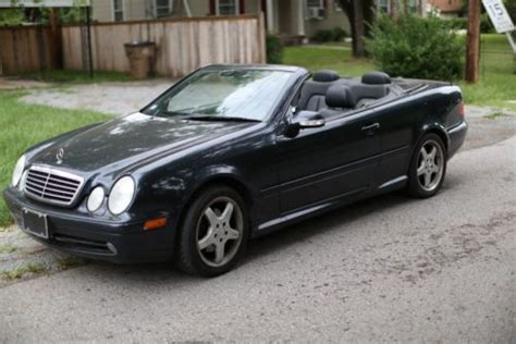 buy car manuals 2002 mercedes benz clk class spare parts catalogs buy used mercedes benz clk 430 2002 convertible in nashville tennessee united states