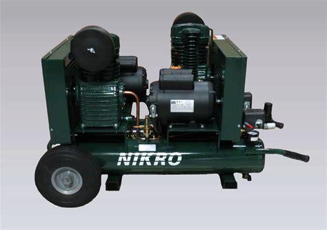 862512 115v dual motor compressor