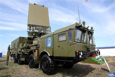 Russia Army S 300 Missile Launching Vehicle Sa 10 Grumble Radar analysis russian s 300pmu2 missile systems will increase