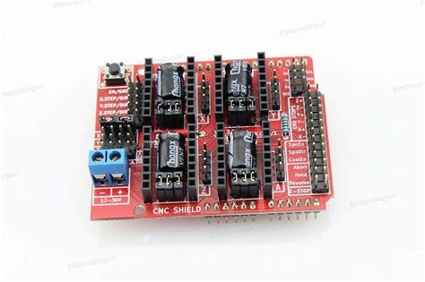 Diy Led Light Arduino Cnc Shield Grbl Compatible Electrodragon