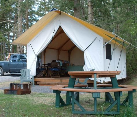 platform tent cabin tents canvas platform tents google search cing pinterest cabin tent tents