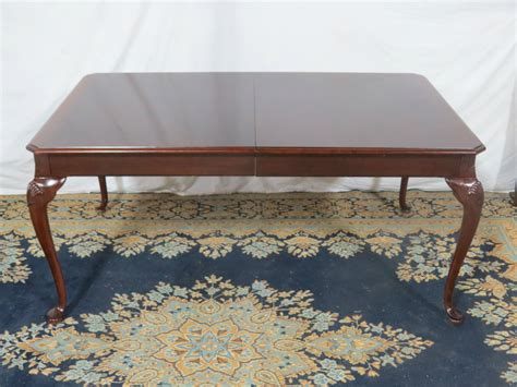thomasville dining room tables thomasville dining room table set mahogany chippendale