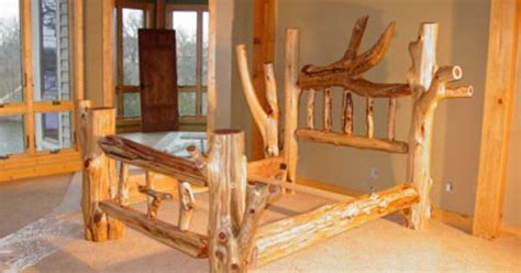 furniture google and rustic log furniture on pinterest log home furniture from natural live edge logs one