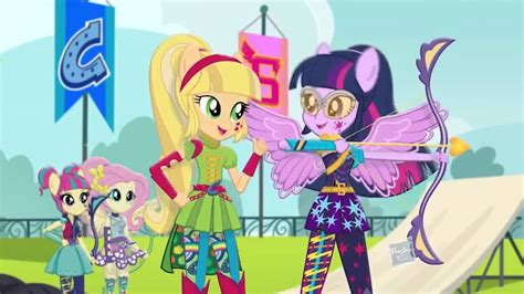 film mlp friendship games my little pony equestria girls friendship games