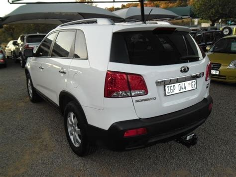 Kia Sorento 2010 Mpg Used Kia Sorento 2 2d For Sale In Gauteng Cars Co Za Id