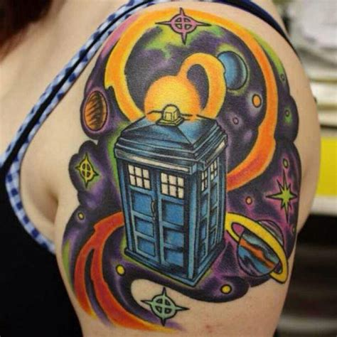dr who tattoos doctor who tattoos