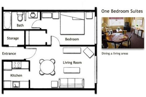 floor plan one bedroom suite picture of la residence