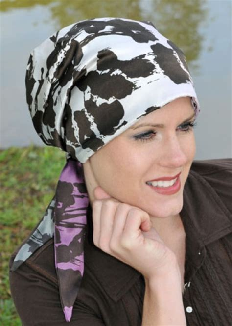 pretied scarves for cancer patients