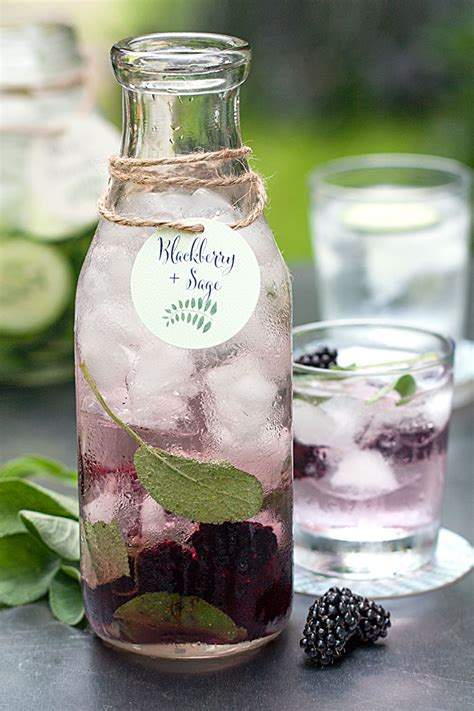 Do Blackberries Detox The by 50 Detox Drinks For Diet Weight Loss You Can Do At Home