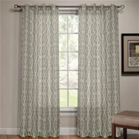 kohls sheer curtains katerini sheer curtains 52 x 95 for the home