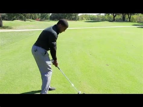 head swinging drills for keeping your head down during golf swings