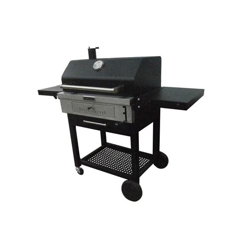 kitchenaid grills cart style charcoal grill black 810 0021