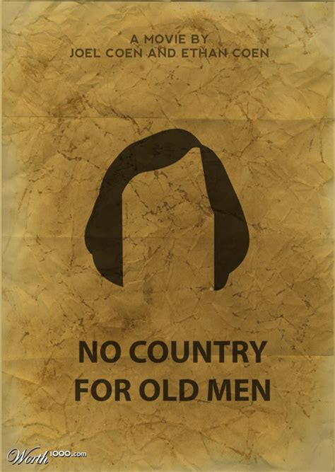 no country for old men minimalist poster by chris3290 on simple movie poster ideas collaboration