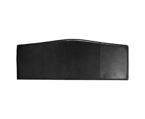 Black Leather Headboard by Rosie Black Faux Leather Headboard Just Headboards