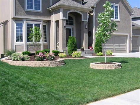 Landscape Pictures Front House Gorgeous Low Maintenance Landscaping Ideas For Small Front