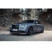 DUB Magazine  Spofec Tuning Program For The Rolls Royce Wraith
