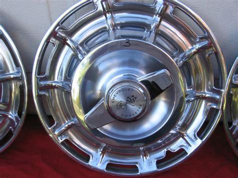 1962 corvette hubcaps find 1958 1959 1960 1961 1962 corvette hub caps motorcycle
