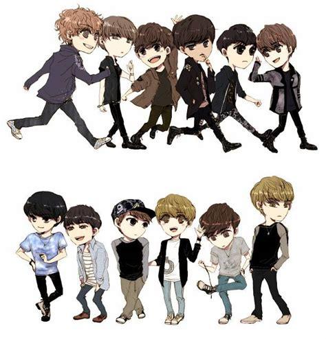 exo wallpaper fanart exo fanart exo picture