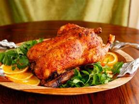 The Little Store Of Home Decor Roast Duck With Rum Vintage Holiday Recipe