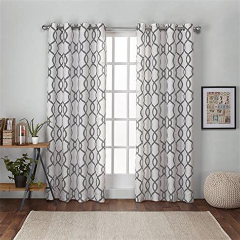 exclusive home curtains exclusive home curtains kochi linen blend grommet top