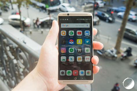 zte test test zte axon 7 notre avis complet smartphones frandroid