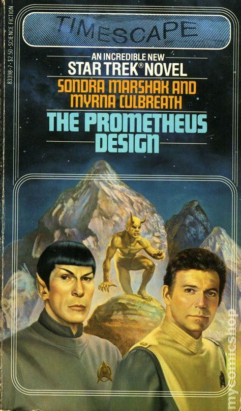 trek prometheus with books comic books in trek