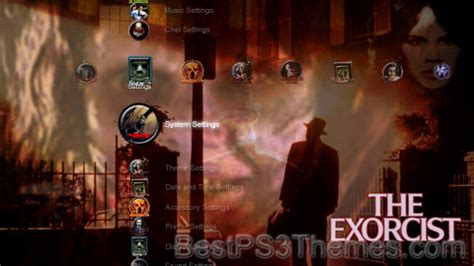 themes in horror films horror movies best ps3 themes