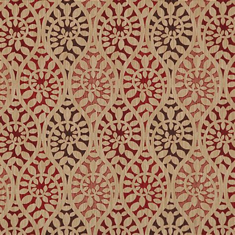 buy pattern fabric online buy john lewis valera leaf curtain red john lewis
