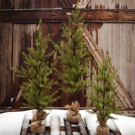 artificial decorative trees for the home 17 best images about log rustic living on pinterest